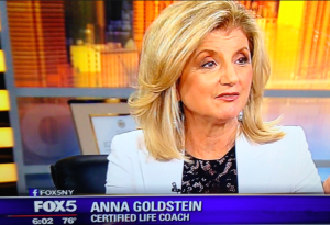 Anna Goldstein NYU Certified Coach