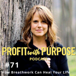 71: Ginny Muir: Breathwork Can Heal Your Life - Anna